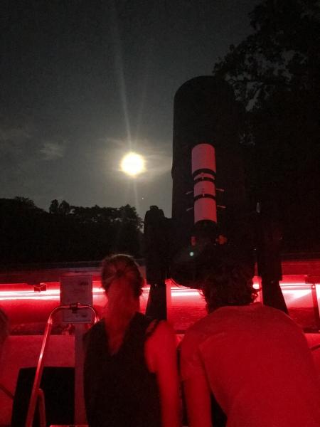 Einde eclips
