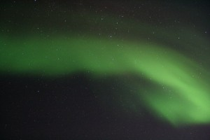 aurorara borealis door Casseopeia
