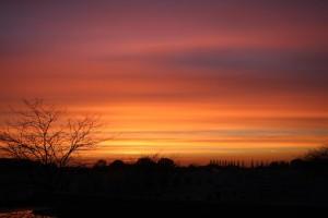 wolkenlucht tijdens komeetlanding