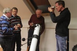 practical sterrenkunde groep