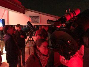 Workshop Telescoop-gebruik @ Sterrenwacht Gooi en Vechtstreek