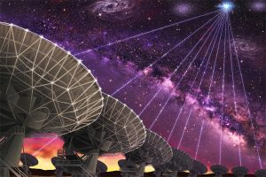 "Lezing ""Op zoek naar Fast Radio Bursts met de Westerbork Radio Telescopen"" door Samayra Straal, Anton Pannekoek Institute for Astronomy and Astrophysics @ Bezoekerscentrum Natuurmonumenten, naast de Sterrenwacht 