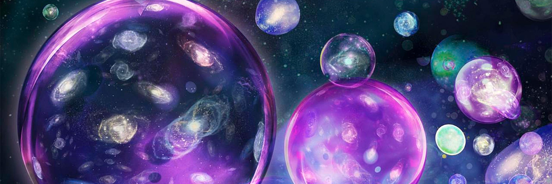 Volgende lezing op donderdag 8 november: Multiversum, is ons heelal er een uit vele